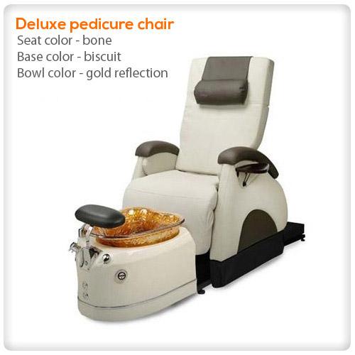 Deluxe Spa Pedicure Chair Spasalon Us