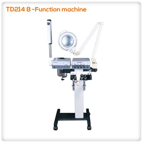 8 function machine