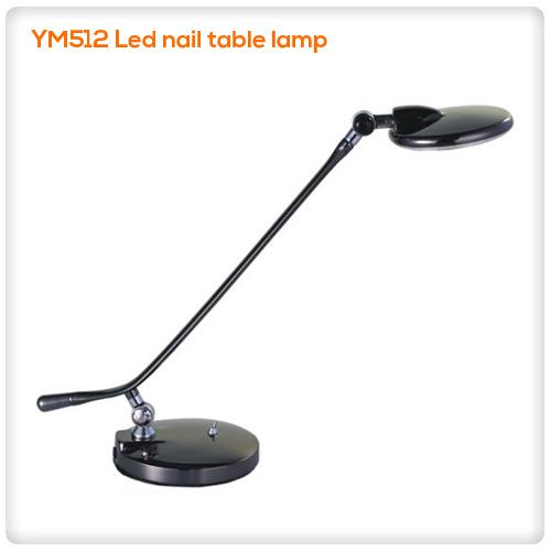YM512 Led nail table lamp @ SpaSalonus -> Table Salon Led