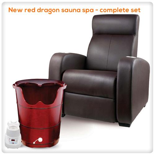 Dragon sauna